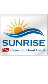 Sunrise Resort Hood Canal Logo
